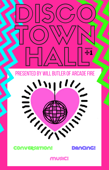 Disco Town Hall
